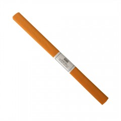 Krepp-paber, oranž
