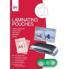 Lamineerimiskile College Antistatic A5 (154x216mm) 80mic/100L läbipaistev