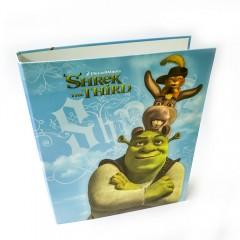 Rõngaskaas A4 Shrek of Third, 2 rõngast, selg 30mm