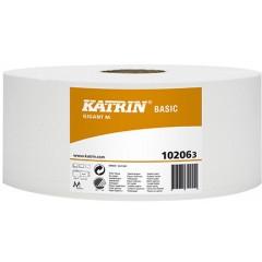 Tualettpaber Katrin Gigant M Basic, 435m, 6 rulli hind