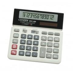 Kalkulaator (laua) Citizen SDC368, 12 kohta