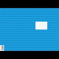 Vihiku kattepaber (430*310 mm), 50 lehte pakis, sinine