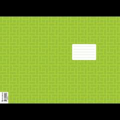 Vihiku kattepaber (430*310 mm), 50 lehte pakis, heleroheline