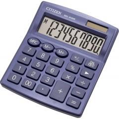 Kalkulaator (laua) Citizen SDC810NR NVE, 10 kohta, lilla