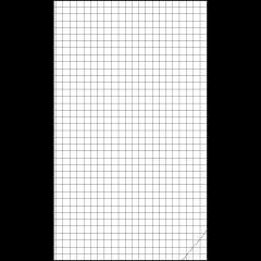 Märkmeplokk A5 formaadis kalendrile 10,5*19cm (3tk pakis)