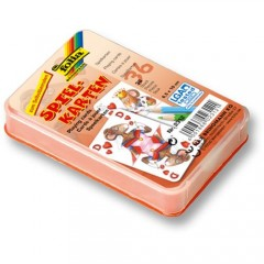 Mängukaardid Folia värvimiseks 6x6cm 36tk