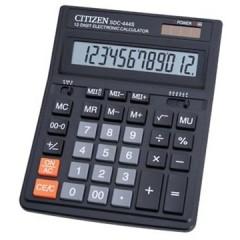 Kalkulaator (laua) Citizen SDC444S, 12 kohta