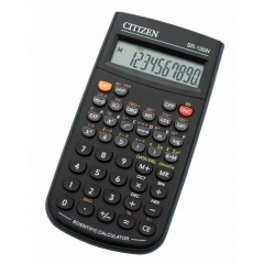 Kalkulaator funktsioon Citizen SR135N, 10 kohta