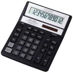 Kalkulaator (laua) Citizen SDC888 XBK, 12 kohta,  must