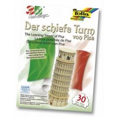 Käsitöökomplekt Folia 30osa Pisa Turm