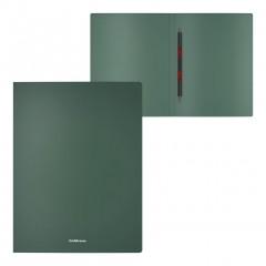 Plastkaas vedrumehhanismiga A4 CLASSIC, roheline (50129)
