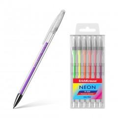 Kuulpliiats R-301 Neon 0.8, 6tk pakis