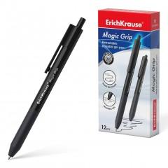 Kuulpliiats Ergoline Magic Grip, must, kirjutab-kustutab