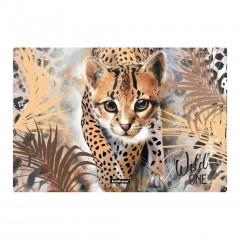 Lauamatt A3 Wild Cat, plastik