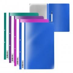 Plastkiirköitja augustatud A4 Fizzy Vivid, 4 värvi assortii