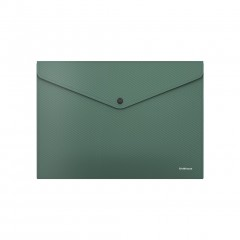 Kileümbrik trukiga A4 Diagonal Classic läbipaistmatu, roheline