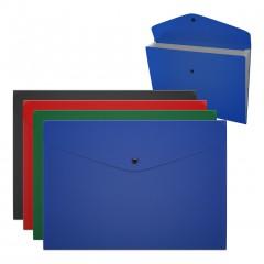 Kileümbrik truki ja taskutega A4 Matt Classic, 4 värvi assortii