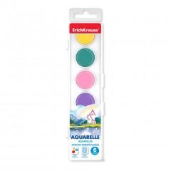 Akvarellvärvid Pearl 6 värvi
