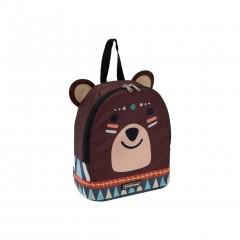 Seljakott ErichKrause EasyLine Mini Animals 6L Mimi Bear