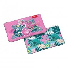 Pinal ümbrikuna ErichKrause® 207x114mm Rose Flamingo