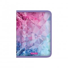 Plastmapp ringlukuga A4 Pink Dynamique