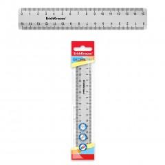 Joonlaud 15 cm CLEAR, läbipaistev riputuspakis