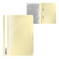 Plastkiirköitja A4 Fizzy Pastel, kollane