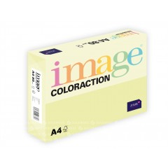 Image Coloraction A4/80gr, kollane (55), 500lehte