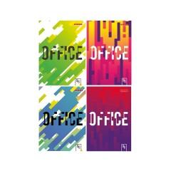 Kontoriraamat A4/96 ruut, OFFICE