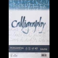 Kalligraafiapaber A4 Pergamena Bianco (01) 90gr, valge, 50 lehte pakis