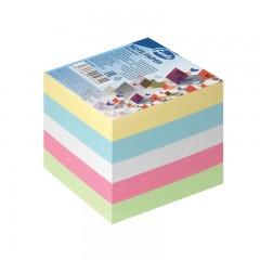Märkmekuup 8,5x8,5 cm värviline Forofis, 800 lehte