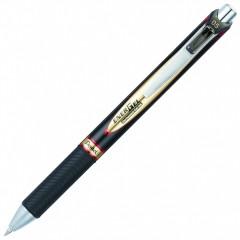 Kuulpliiats Pentel EnerGel 0,5mm BLP75 punane, lülitiga