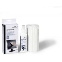 Puhastuskomplekt Durable Screenclean, klaasile +20lappi