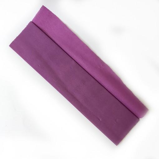 Krepp-paber, lilla