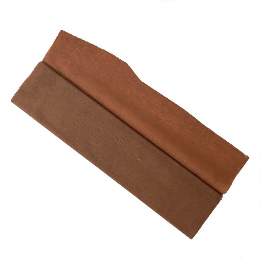 Krepp-paber, pruun