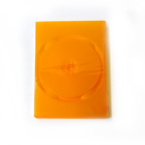 DVD karp 1-le plaadile värviline UUS
