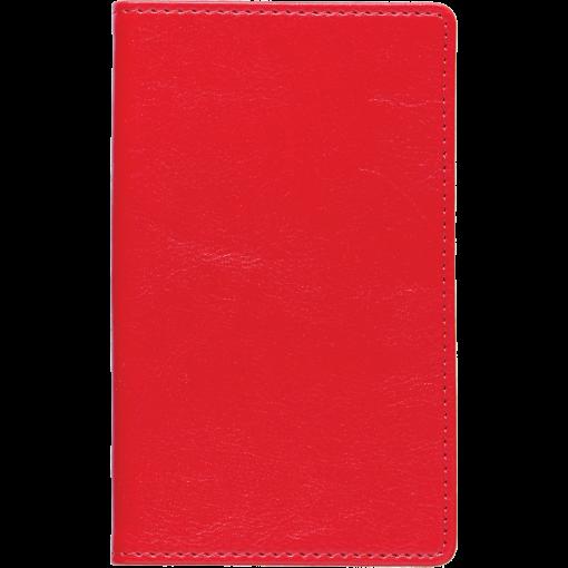 Taskumärkmik Mini, kõvaköide (PUNANE)