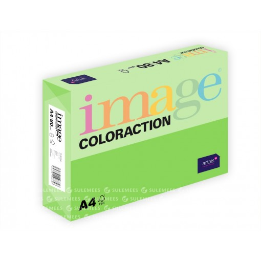 Image Coloraction A4/80gr, Rio Neon Green (617066)