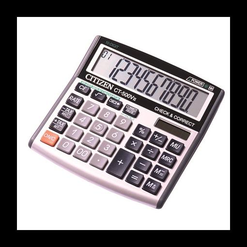 Kalkulaator (laua) Citizen CT500VII, 12 kohta