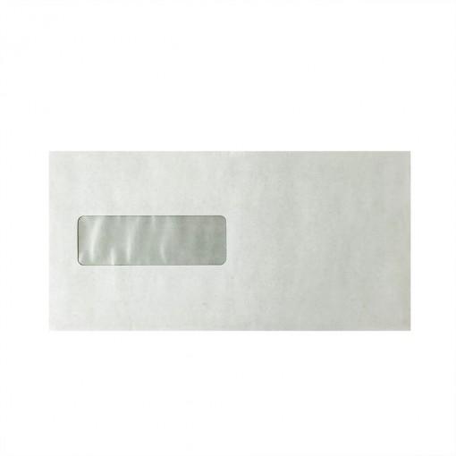 Ümbrik E65 valge, isekleepuv