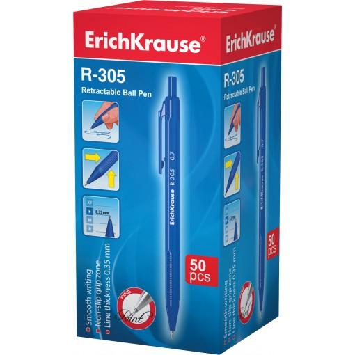 Pastapliiats lülitiga Erich Krause R-305, sinine