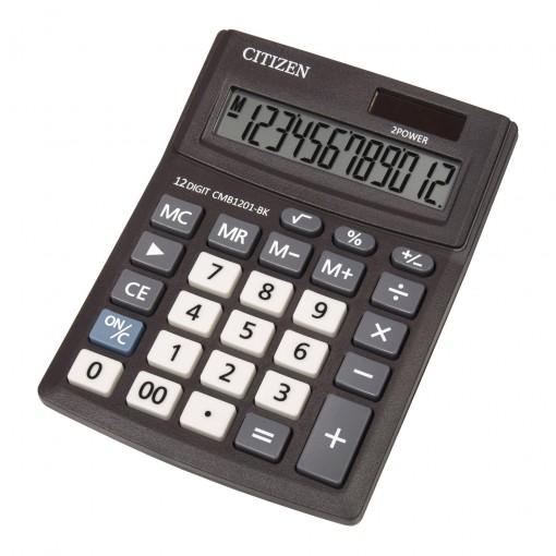 Kalkulaator (laua) Citizen CMB1201 BK, 12 kohta