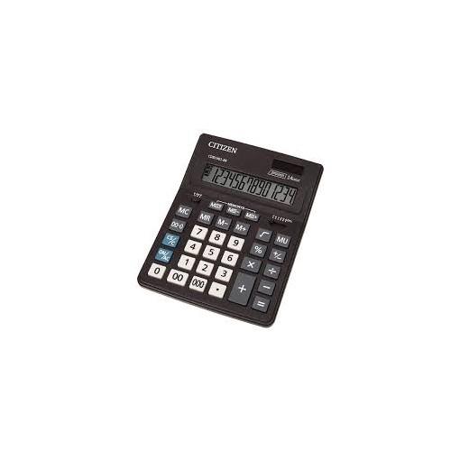 Kalkulaator (laua) Citizen CDB1401 BK, 14 kohta