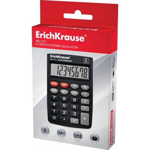 Kalkulaator 8-DIGIT PC-111, 8 kohta