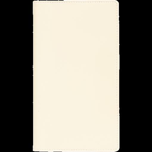 Taskumärkmik EURO, LUX kaaned (VALGE)