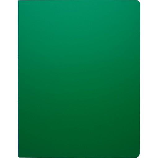 Rõngaskaas A4 CLASSIC, 4 rõngast, selg 24mm, roheline