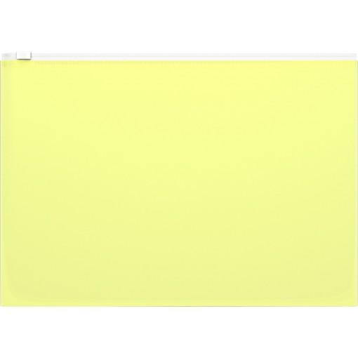 Kileümbrik tõmblukuga A65 Travel Fizzy Neon, 4värvi assortii, 25x13cm (47076)