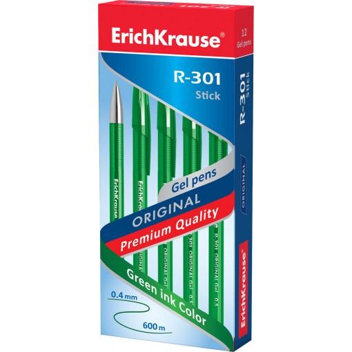 Kuulpliiats R-301 ORIGINAL Gel 0.5, roheline