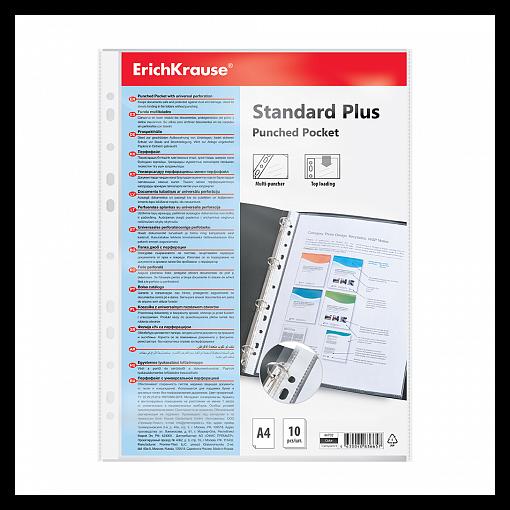 Köidetav kiletasku A4 40mkr Standard Plus (10tk hind)