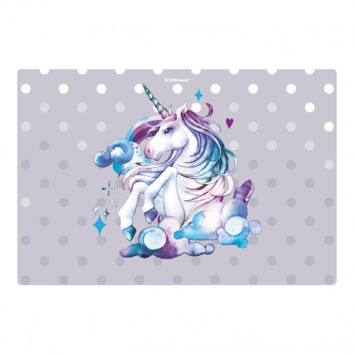 Lauamatt A3 Dream Unicorn, plastik
